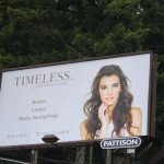 Billboard is UP!! Sunshine Coast Highway.